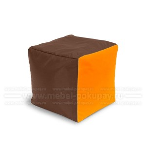 puf-kub-brown-orange